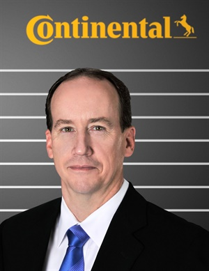 """""""Neither the softening of the original equipment market –nor the tariffs on Chinese goods – has produced any noticeable effect on the retread market,"""" says John Barnes, head of Continental's ContiLifeCycle retreading for the Americas region."""