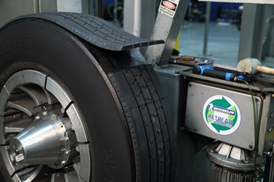 Michelin has 77 franchised Michelin Retread Technology plants and 80 licensed Oliver retread plants throughout North America.