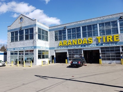 "Reactions to the coronavirus outbreak are already causing ""somewhat of a decline"" in Arandas Tire's business, says Ray Ostolecki."