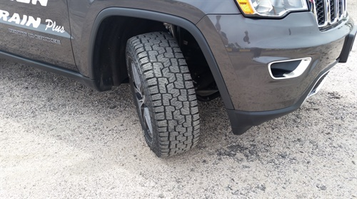 """Pirelli's new Scorpion All Terrain Plus is competing in what Pirelli Tire North America CMO Rafael Navarro describes as """"a very ultracompetitive marketplace."""" Direct competitors include the Goodyear Wrangler AT and BFGoodrich All-Terrain T/A KO2."""