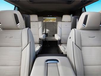 2021 Cadillac Escalade (Photo: Cadillac)