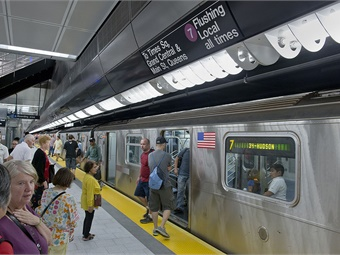 The next step for the MTA's task force is to examine appropriate and safe speed limits using train operation testing in actual conditions to determine running speeds in different configurations. MTA/Patrick Cashin
