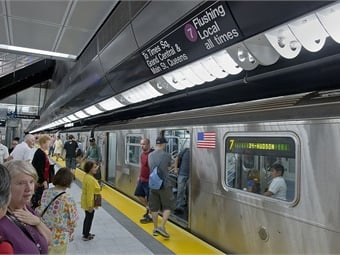 The next step for the MTA's task force is to examine appropriate and safe speed limits using train operation testing in actual conditions to determine running speeds in different configurations.MTA/Patrick Cashin