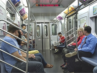 The New York subway system was built more than 100 years ago, and to provide for safe operations, various measures were implemented to ensure that trains did not go faster than the conditions they could handle. MTA/Patrick Cashin