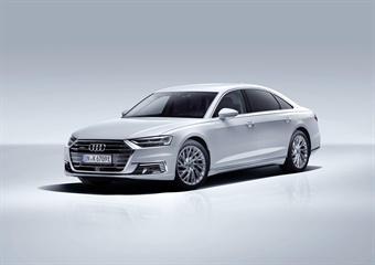 Audi A8 L 60 TFSI e (Photo: Audi)