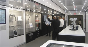 AAPEX attendees were the first to tour the new Tenneco Experience, a mobile product and technology exhibit.
