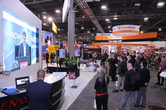 New products and technologies from more than 2,500 exhibiting companies will be on display at AAPEX 2019 in Las Vegas.