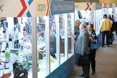 The top reason buyers attend AAPEX is to find the latest new products in the global automotive aftermarket industry.
