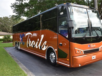 DC Trails maintains a late-model fleet of vehicles focusing on the safety and comfort of its riders.