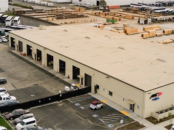Located in the heart of the Alameda County's Tri-Cities area, the new facility is well situated to serve a broad range of customers and to continue to attract new operators to the business. ABC Companies