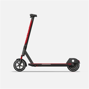 The M Scooter Pro is the first line of fleet-ready scooters that are customizable with optional add-on accessories, including phone mounts, baskets, cupholders, and Smart features.