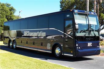 Abc delivers van hool to houston motorcoach metro magazine for West valley motor vehicle