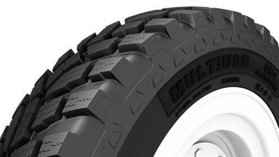 The Alliance 551 Multiuse Professional features an R-3 block tread pattern with variable-depth sipes that provide extra biting surfaces as well as directional channels to clear snow and slush from the tread surface.