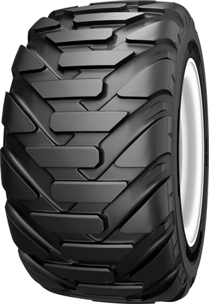 Alliance says a specially engineered hexagonal bead eliminates wheel slip on the new 643 CTL tire.