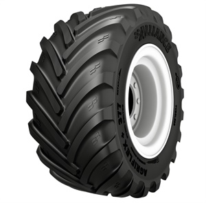 Alliance debuts the Agriflex+ 377 in three sizes, and says more are under development.