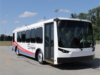 Established in 2008, ARBOC is a North American pioneer and leader in low-floor body-on-chassis (or cutaway) bus technology.ARBOC