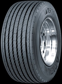 The Arisun AT570 has a new computer-designed tread structure and is recommended for use on trailers.