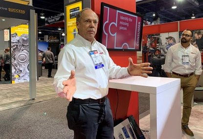 Dave Vogel says ASA's previous tools relied on tire dealers doing the work to recruit and attract consumers into their stores. ASA's digital division and suite of services now focuses on drawing online shoppers into a dealer's store.