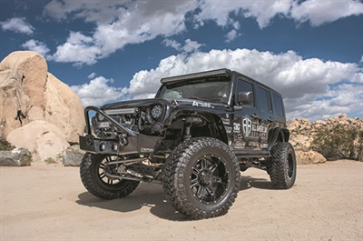 Atturo's Trail Blade M/T tire was introduced at the Specialty Equipment Market Association (SEMA) Show in 2012, and is marketed to all types of off-roading customers, says the company.
