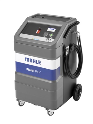 Mahle says its new ATX 150 unit provides ecological, economical and efficient automatic transmission oil service for passenger cars and delivery vans.