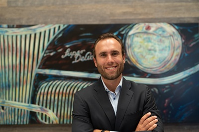 Aaron Telle is a fourth-generation tire dealer and the leader at Telle Tire.