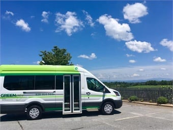 After implementing new flex routes, Greenway saw an increase in ridership of nearly 70%, from 1,300 riders in 2018 to 2,200 in 2019. WRPTA