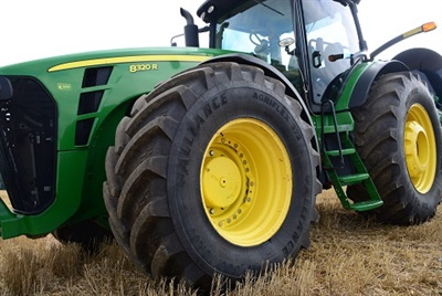 The autumn rebate covers more than 80 sizes and tread patterns among Alliance's Agriflex 354, 363, 372 and 389 tire lines