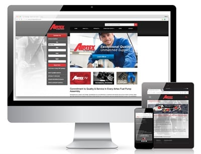 The new site is designed to deliver a completely user-friendly experience on smart phones, tablets and desktop computers.