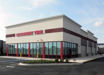 Discount Tire has opened its first store in Alabama.