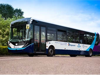 Fusion Processing, together with Alexander Dennis and Stagecoach Group, developed the UK's first full-size autonomous bus to prove the technology prior to embarking on CAVForth, an Innovate UK-funded pilot.ADL
