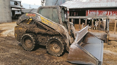 Alliance says it is seeing Galaxy Beefy Baby SDS solid tires in applications where operators need traction and durability, such as waste handling, recycling, construction, paving, landscaping and dairy barns.