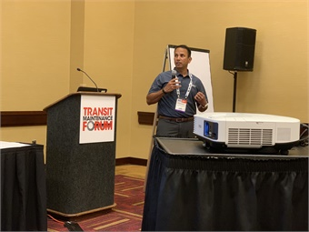 This year's TMF sessions featured talks from Allison Tranmission, Cummins, the Altoona Bus Testing Program, and more.