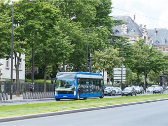 In 2017, Aptis was awarded the Innovation Award at Busworld, the main international bus fair now being held in Brussels, Belgium.