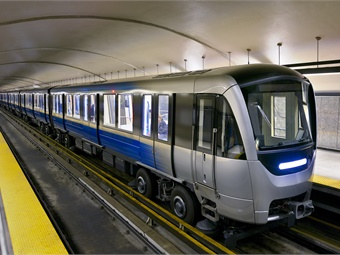 Each trainset can accommodate 8% more passengers, which represents thousands of additional riders annually. Bombardier Transport
