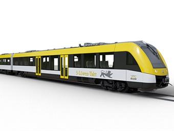 Alstom's Coradia Lint 54.