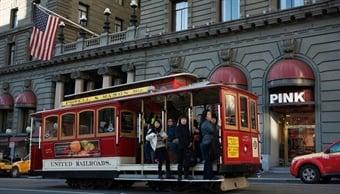 SFMTA streetcar Photo: Alstom