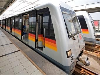 Alstom: Shanghai Metro