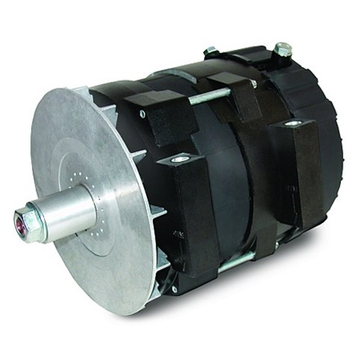 Prestolite Electric's IdlePro and IdlePro Extreme (shown here) alternators are created to help extend battery life and increase vehicle uptime by enhancing engine and electrical system performance.