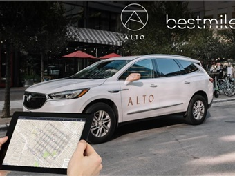 "Through its partnership with Bestmile, Alto is filling a significant gap in the mobility market. The new service gives customers control of the ride, allowing them to ""set the vibe"" from the lighting to the music."
