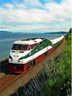 Amtrak began serving customers on May 1, 1971, taking over the operation for most intercity passenger train. Amtrak
