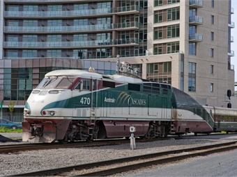 Photo: Amtrak