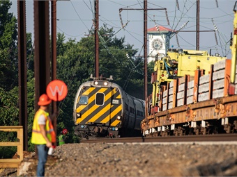 Amtrak is investing $370 million over an estimated three-year period for new equipment that will improve the overall experience for those traveling along the Northeast Corridor. Photo: Amtrak