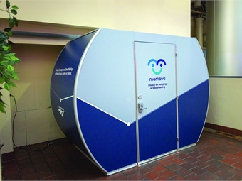 Amtrak introduced lactation suites to accommodate nursing mothers at five major train stations. Photo: Amtrak