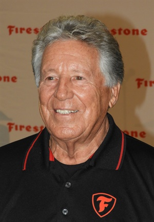 Racing legend Mario Andretti was on hand as Bridgestone gave media a sneak peek at the Bridgestone Advanced Tire Production Center.