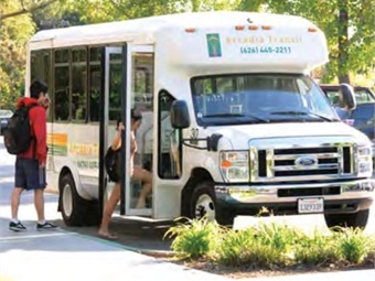 Arcadia Transit