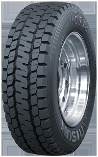 The Arisun AD778drive tire has open should blocks to help extend tire mileage.