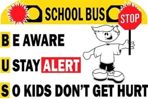 Image result for vintage back to school safety ads