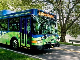 RATP Dev will directly supervise ART's daily operations for the fixed-route bus services in Buncombe County, N.C.