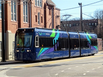 Siemens will use the Railigent™ platform to conduct digital analysis of the streetcar operation through data captured via on-board systems from the Siemens-built vehicle.