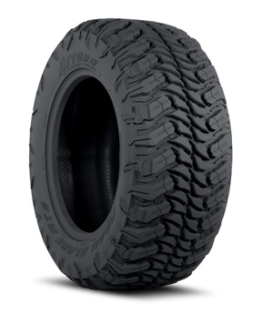 Atturo says the tread pattern of the new Trail Blade MTS has additionalgrooves and sipes with auniquefour-lug design for superior traction.